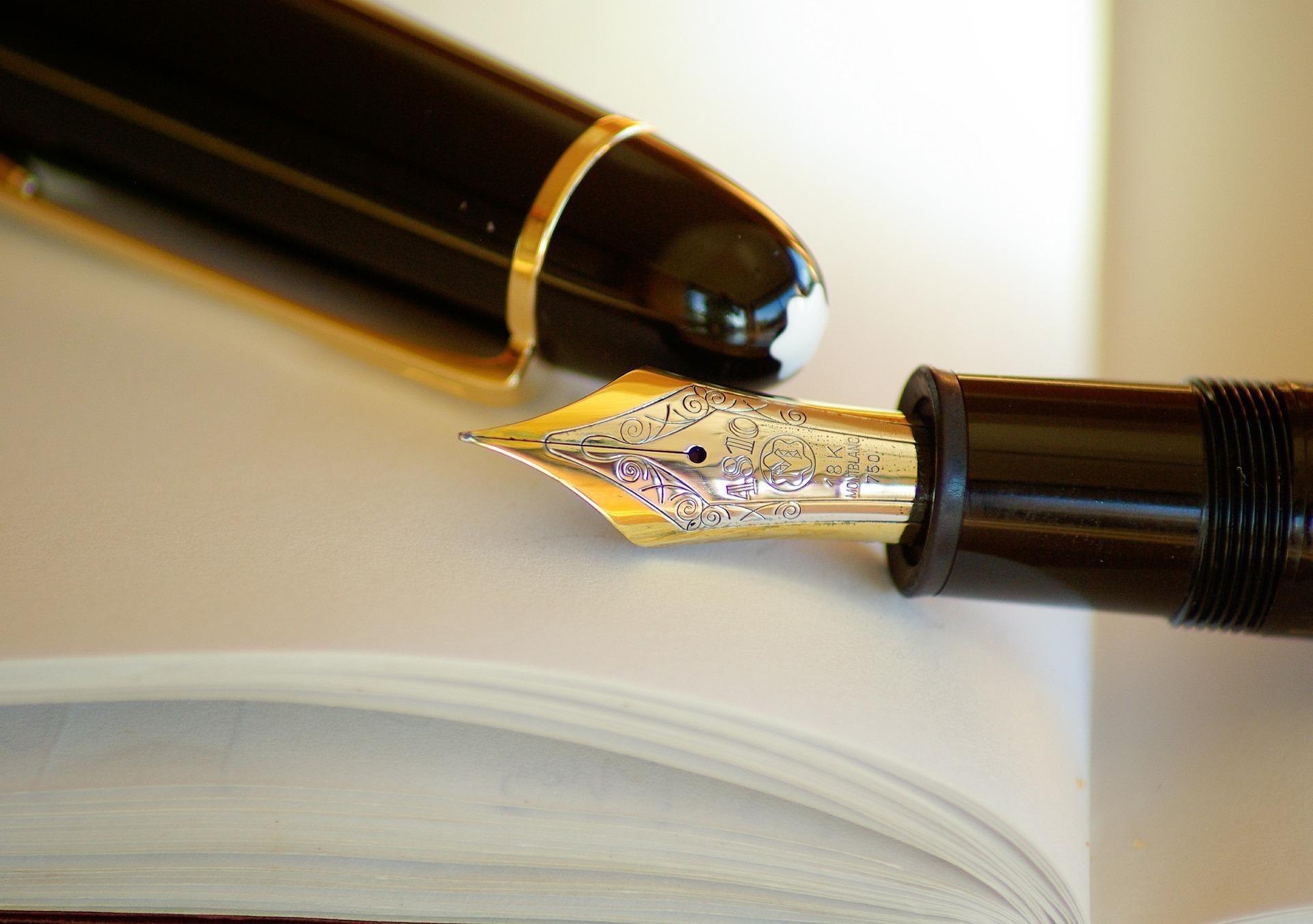 Ein edler Füller