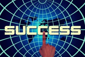 Symboldarstellung: Erfolg