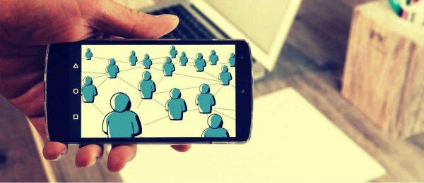 Irgendein Symbolbild für Soziale Netzwerke