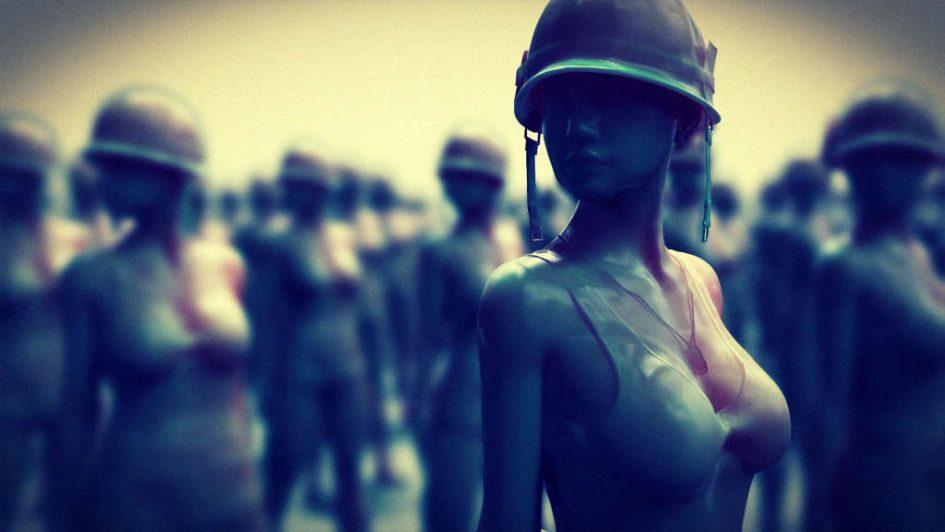 Militär und Frauen